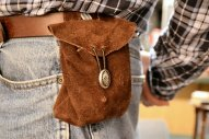 LeatherPouch