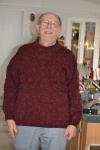 burgandysweater
